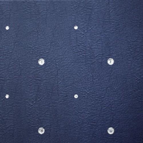 Декоративный пластик SIBU CR Cristal Stella Azzurro matt (на клеевой основе)