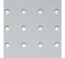 Декоративный пластик SIBU H-8-30-30 Silver PF met