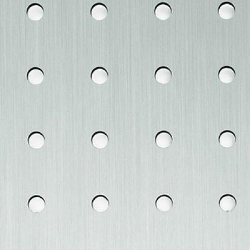 Декоративный пластик SIBU 3 D H-8-30-30 HGS/Silver (на клеевой основе)