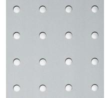 Декоративный пластик SIBU 3D H-8-30-30 Silver PF met/Silver