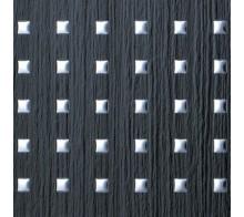 Декоративный пластик SIBU 3D Q-5-15-15 Black touch 1-Silver