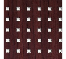 Декоративный пластик SIBU 3D Q-5-15-15 Mahogany -Silver