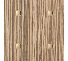 Декоративный пластик SIBU 3D Q-10-60-60 Zebrano touch 1-Gold