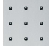 Потолочная плита SIBU Pyramid Silver PF met