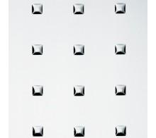 Декоративный пластик SIBU Square 3 Silver