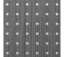 Декоративная панель SIBU PL H-8-30-30 Zebrano graphite pf met touch 1/Silver matt