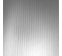 Декоративный пластик SIBU SL Wave 1 Silver Brushed matt AR