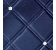 Декоративный пластик SIBU CR Cristal Rombo 85 Azzurro matt