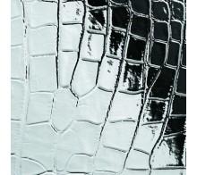 Декоративная панель SIBU CROCONOVA Silver