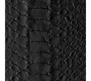 Декоративная панель SIBU Snake Nero, Snake Nero, искусственная кожа змеи