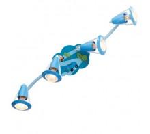 Светильник для детской luceSolara 1027/4PA