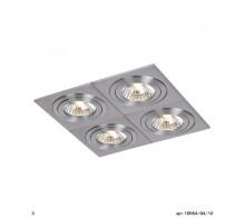 Встраиваемый светильник LUCIDE 10954/04/12 COS