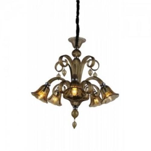 Люстра подвесная A8070LM-5CC ARTE LAMP CORNO