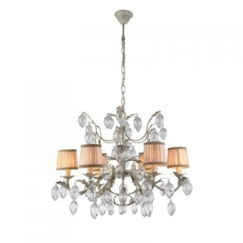 Люстра подвесная A1871LM-6WG ARTE LAMP PIOGGIA