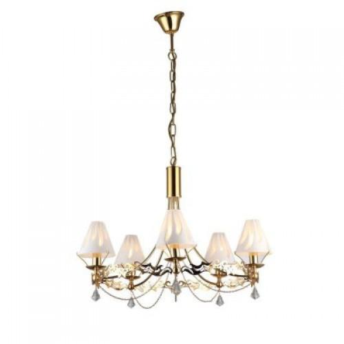Люстра подвесная A1626LM-5GO ARTE LAMP FUJI