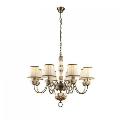 Люстра подвесная A9570LM-8WG ARTE LAMP BENESSERE