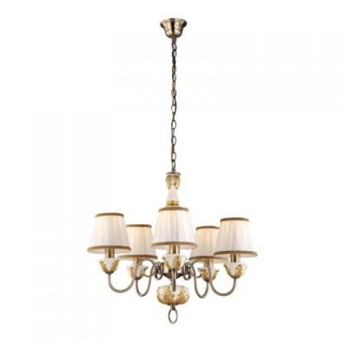 Люстра подвесная A9570LM-5WG ARTE LAMP BENESSERE