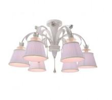 Люстра потолочная A8100PL-6WG ARTE LAMP BORGIA