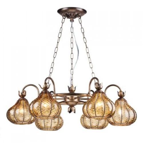 Люстра подвесная A2235LM-6BG ARTE LAMP VENEZIA