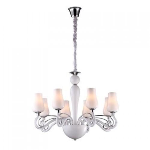 Люстра подвесная A8110LM-8WH ARTE LAMP BIANCANEVE
