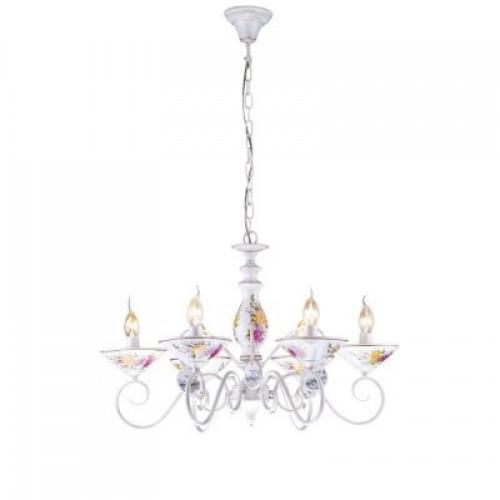 Люстра подвесная A2061LM-6WG ARTE LAMP FLORATO
