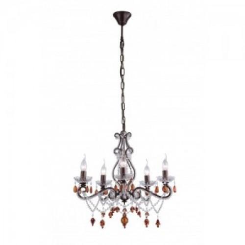 Люстра подвесная A1715LM-5BR ARTE LAMP DECORATO