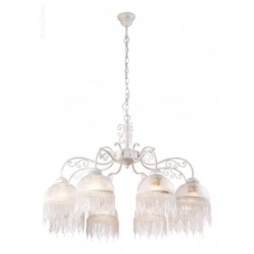 Люстра подвесная A9560LM-8WG ARTE LAMP PERLINA