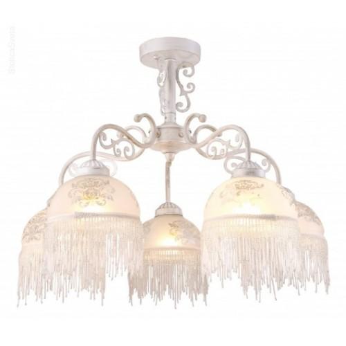 Люстра потолочная A9560PL-5WG ARTE LAMP PERLINA