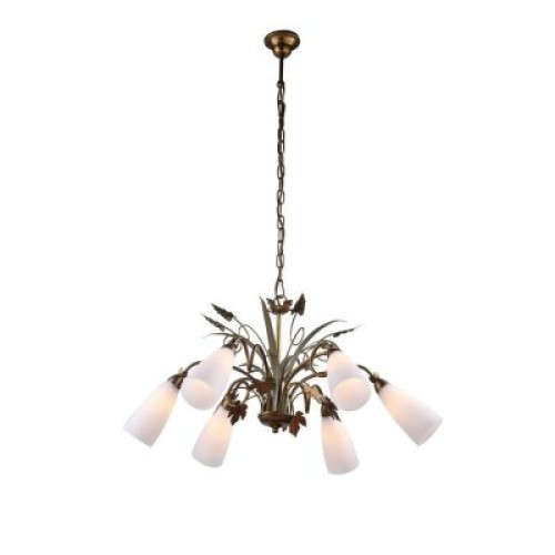 Люстра подвесная A8935LM-6GA ARTE LAMP TIPICO