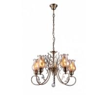 Люстра подвесная A9561LM-5AB ARTE LAMP BALLERINA