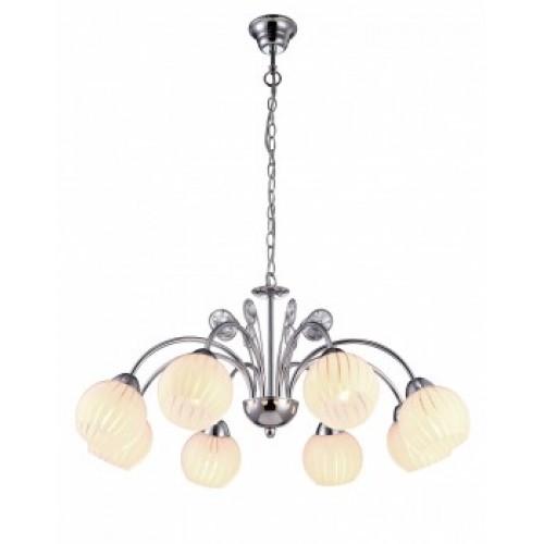 Люстра подвесная A9524LM-8CC ARTE LAMP UVA