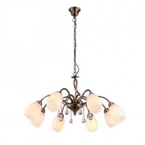 Люстра подвесная A9534LM-8AB ARTE LAMP CORNIOLO