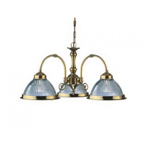 Люстра подвесная A9366LM-3AB ARTE LAMP AMERICAN DINER