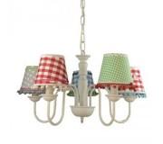 Светильник для детской A5165LM-5WH ARTE LAMP PROVENCE, A5165LM-5WH