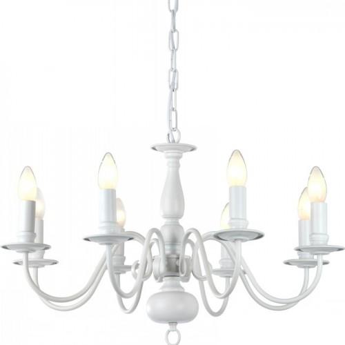 Люстра подвесная A1029LM-8WC ARTE LAMP ANTWERPEN