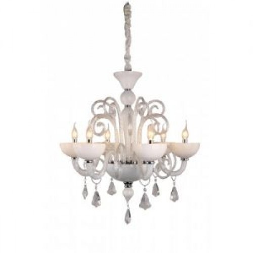 Люстра подвесная A1130LM-6CC ARTE LAMP ALBINA