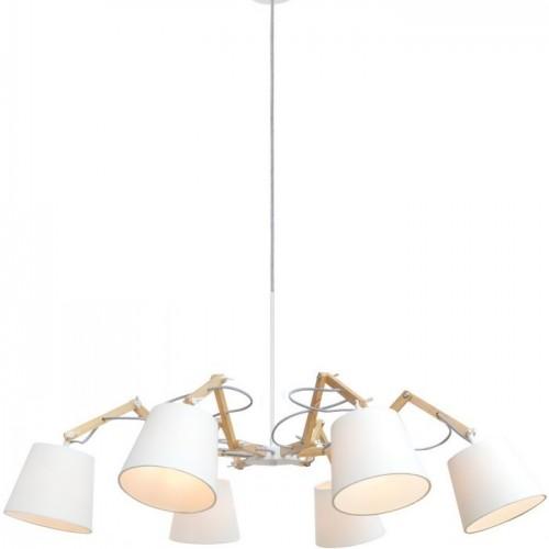 Люстра подвесная ARTE LAMP A5703LM-6WH PINOCCIO
