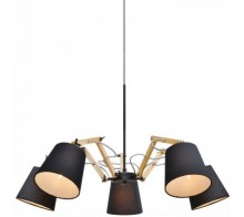 Люстра подвесная ARTE LAMP A5700LM-5BK PINOCCIO