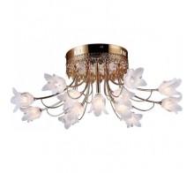 Люстра потолочная ARTE LAMP A8323PL-8-5GO ZARINA