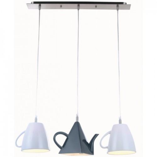Светильник подвесной ARTE LAMP A6604SP-3WH BROOKLYN