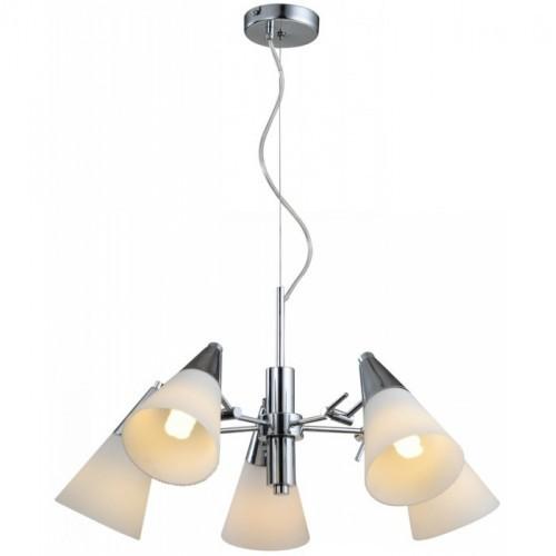 Люстра подвесная ARTE LAMP A9517LM-5CC BROOKLYN