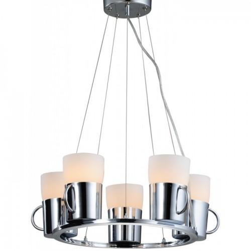 Люстра подвесная ARTE LAMP A9484SP-5CC BROOKLYN