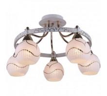 Люстра потолочная ARTE LAMP A6173PL-5WG DANIELLA
