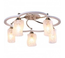 Люстра потолочная ARTE LAMP A6166PL-5WG GIANNI