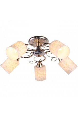Люстра потолочная ARTE LAMP A8164PL-5GO ORNELLA