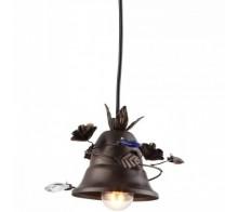 Светильник подвесной ARTE LAMP A1795SP-1RI BELLS