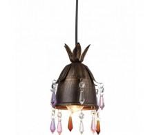 Светильник подвесной ARTE LAMP A1798SP-1RI BELLS