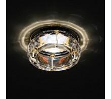 Точечный светильник LIGHTSTAR 002122 CRYSTO FACCETO CR