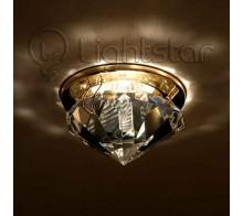 Точечный светильник LIGHTSTAR 009004 DIAMO HI CR