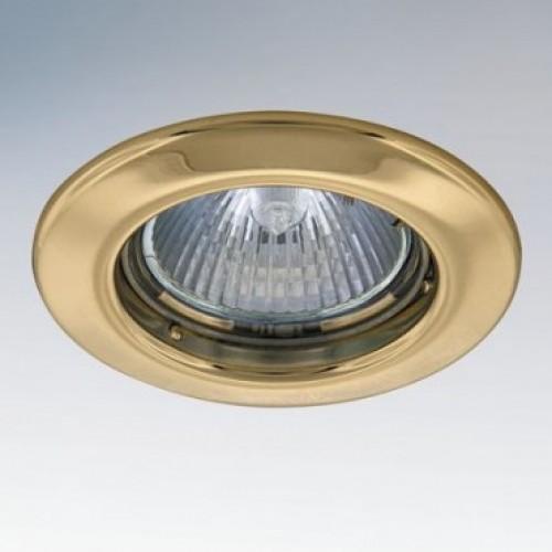Точечный светильник LIGHTSTAR 011072 TESO, 011072